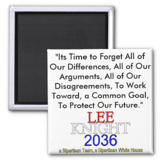 Inspirational Campaign Magnet Magnets