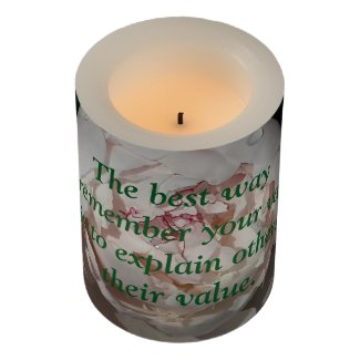 Inspirational Candle - Be You