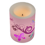 Hand shaped Inspirational Candle - Rise up