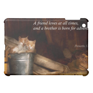 Inspirational - Cat - Bucket of fun iPad Mini Cases