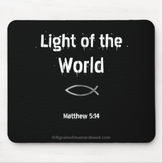 Inspirational Christian Mouse Pad
