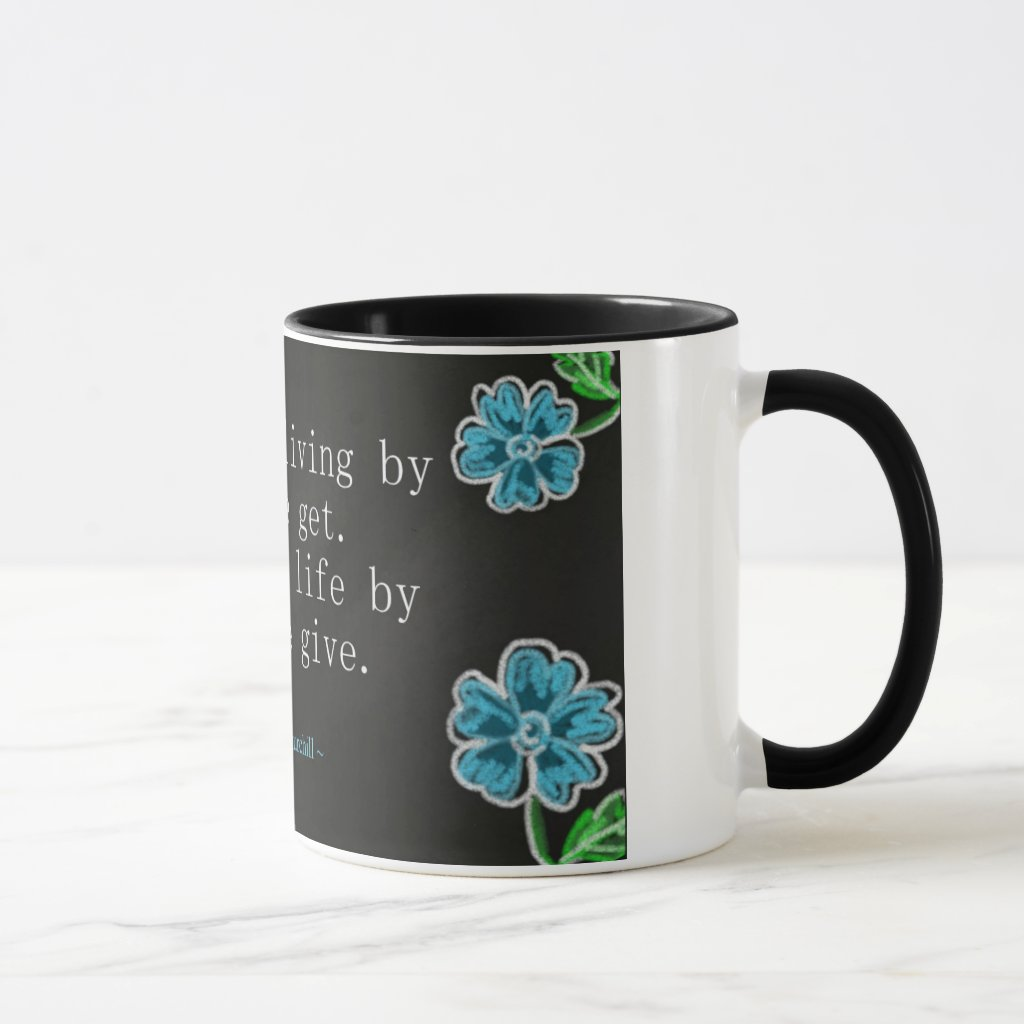 inspirational coffee mugs with quote