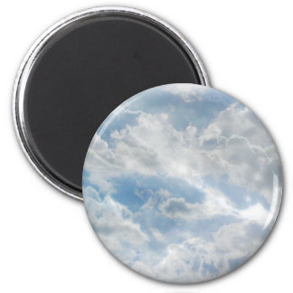 Inspirational Clouds #1 - Multi Products Fridge Magnet