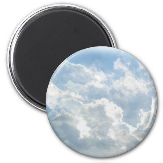 Inspirational Clouds #2 - Multi Products Refrigerator Magnet