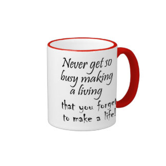 Inspirational coffee cups bulk discount fun gifts ringer coffee mug