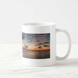Inspirational Courage Mug