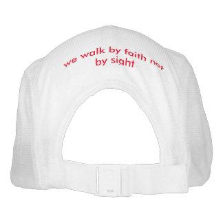 Inspirational Custom Knit Performance Hat, White Hat