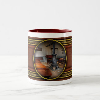 Inspirational - First day of school - Confucius Coffee Mug