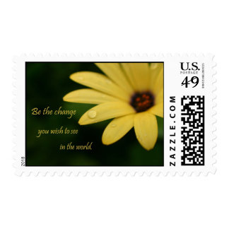 Inspirational flower postage stamps bulk discount