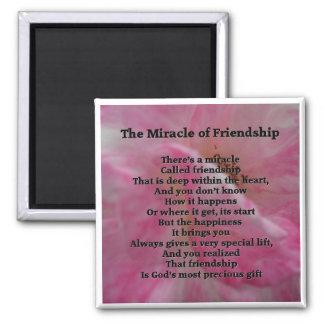 Inspirational Friendship Poem Magnet