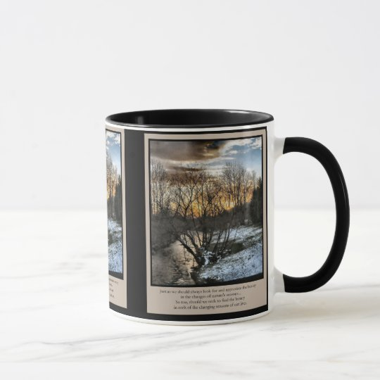 Inspirational Gifts Seasons of Our Lives Mug