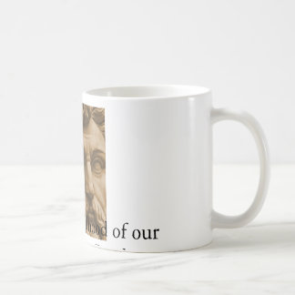 Inspirational Goethe Quote Coffee Mug