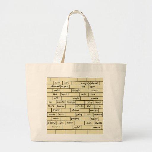 Inspirational Graffiti Bags