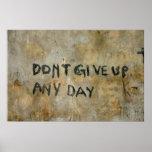 Inspirational Graffiti - Print