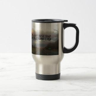 Inspirational Guidance Travel Mug