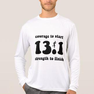 Inspirational half marathon tshirts