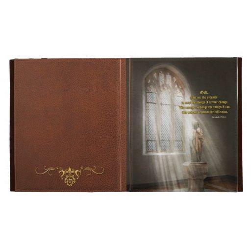 Inspirational - Heavenly Father - Senrenity Prayer iPad Cases