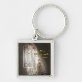 Inspirational - Heavenly Father - Senrenity Prayer Keychains