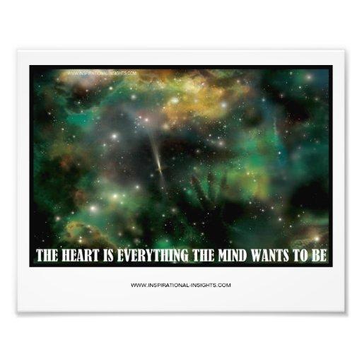 "Inspirational Insights Photo Print 10""x 8"""