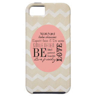 Inspirational iPhone Cover iPhone 5 Case