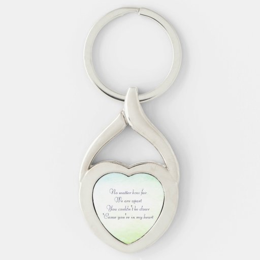 Inspirational Keychain - Love
