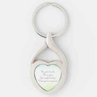 Inspirational Keychain - Love
