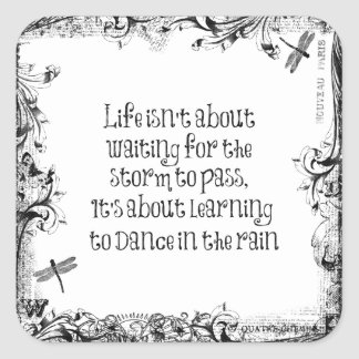 Inspirational Dancing Quote Craft Supplies Zazzle