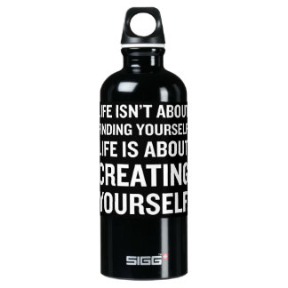 Inspirational LIFE SIGG Traveler 0.6L Water Bottle