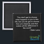 """Inspirational Magnet #1<br><div class=""""desc"""">A handy reminder to keep in your office or home.</div>"""