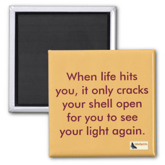 Inspirational Magnet - Rise up