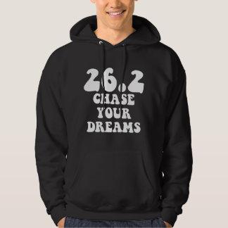Inspirational marathon hoodie