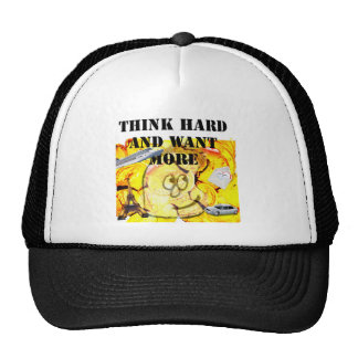 Inspirational message with gold medals trucker hat