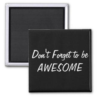 Inspirational Messages Magnet
