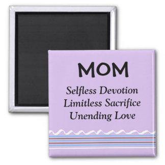 Inspirational Mom Magnet