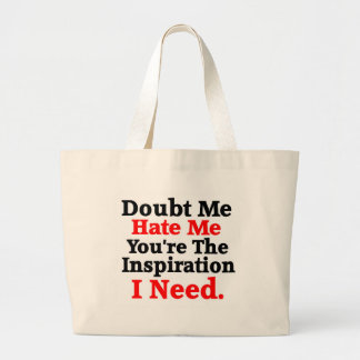 Inspirational / Motivation quote Tote Bags