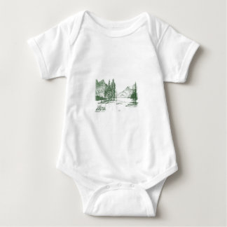 Inspirational Mountain Heights T-shirt
