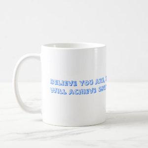 Inspirational mug mug