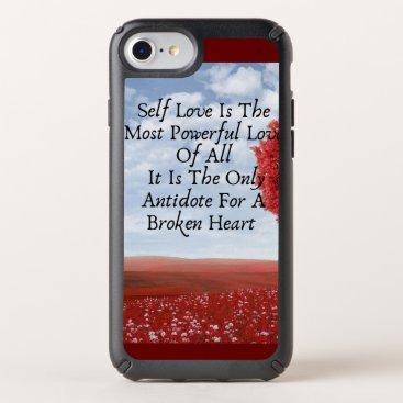 Inspirational phone case
