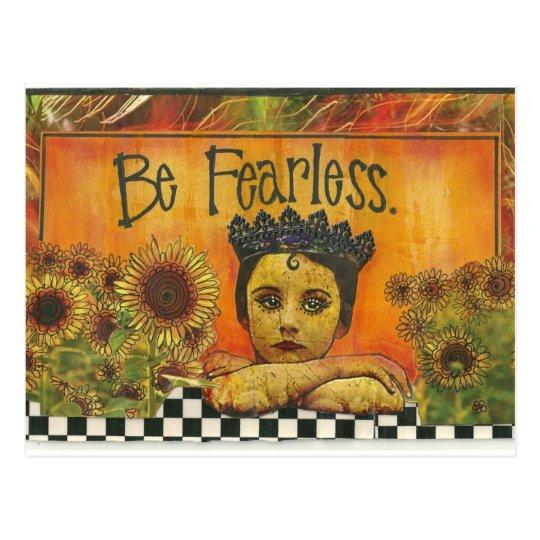 Inspirational Postcard
