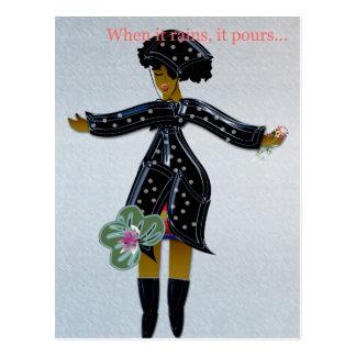 Inspirational postcards