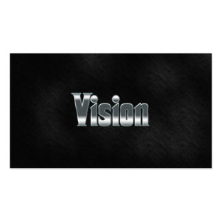 Inspirational Professional Business Card Vision