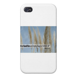 Inspirational Quote from Benjamin Franklin iPhone 4 Cases