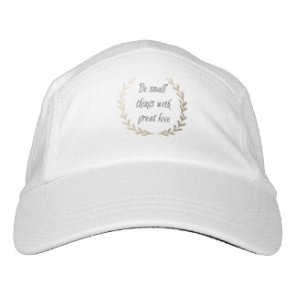 Inspirational Quote Headsweats Hat