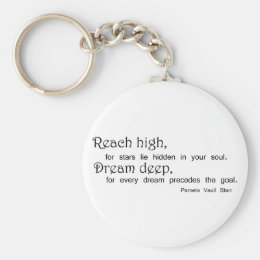 Inspirational quote keychains motivation gifts