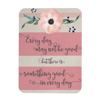 Inspirational Quote Magnet