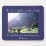 Inspirational Quote Mousepad