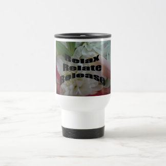 Inspirational Quote Stainless Steel Travel Mug