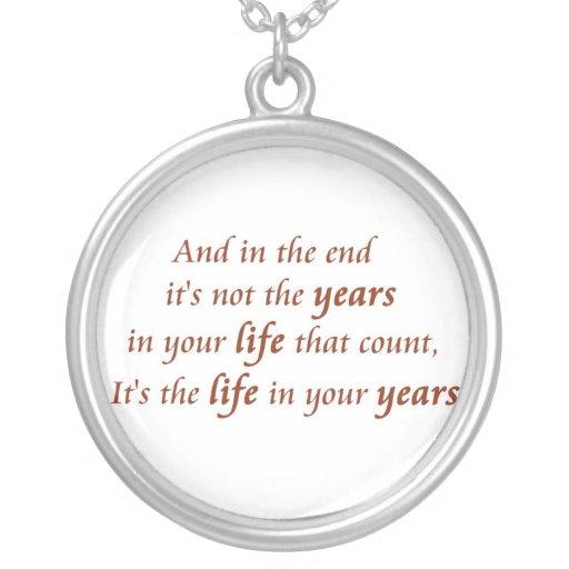 Inspirational quote necklaces unique motivational