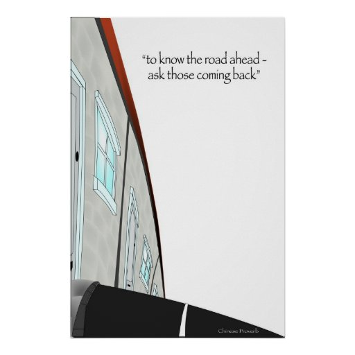 Inspirational Quote Poster.