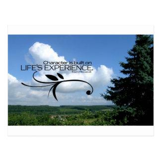Inspirational Quotes -- Eleanor Roosevelt Postcard